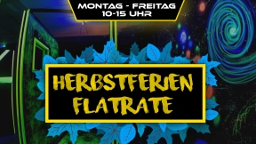 Herbstferien-Flatrate 04.10.-18.10.2019 (10-15 Uhr)
