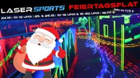 Feiertags-Flatrate 24.12.-26.12.2019