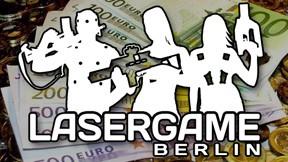 Wertgutschein Lasergame Berlin