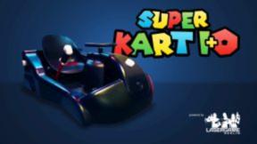 Super Kart IO - Lasertag Kart