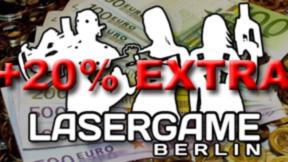 75€ + 20% EXTRA , ges. 90€ Wert
