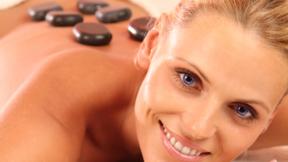 Hot Lava Stone Massage 80 Minuten - LomiMare SPA Bremerhaven