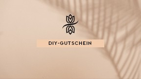 """Do-it-Yourself"" Gutscheinbaukasten"
