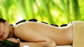 Hot Stone Massage 55 Min.
