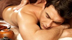 Rückenmassage 30 Min.
