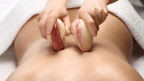 Lava Shell Massage 70 Min.