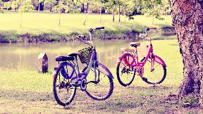 Bett & Bike für 2 Personen