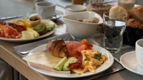 Strandhotel Strande - Prosecco-Frühstück für 2