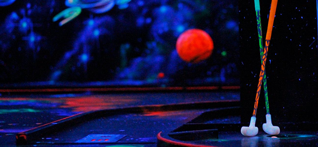 NeonGolf
