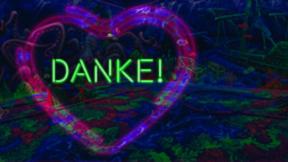Danke sagen! NeonGolf-Erlebnis für 2 Personen