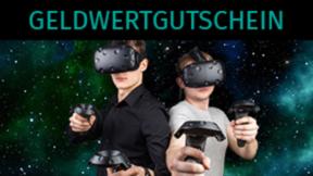 VR Galaxy Geldwert-Gutschein