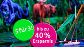Special Deal / Angebot 5-für-3 - bis zu 40 % Rabatt!