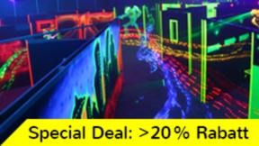 Special Deal / Angebot mit über 20 % Rabatt