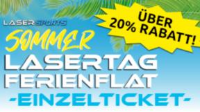 Flatrate-Ticket Sommerferien 2020 - 27.07.-11.08.2020