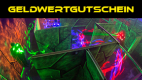 LaserSports Geldwert Gutschein