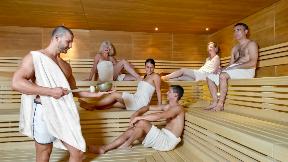 Paracelsus-Therme mit Sauna Pinea - Tageskarte