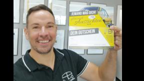 Autopflege Gutschein von PB Fahrzeugpflege SLS