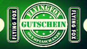 Flying Fox Gutschein Junior