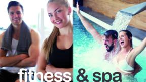 Tageskarte Fitness & Wellness