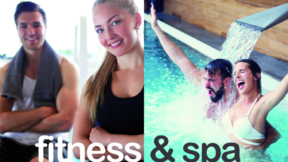 Tageskarte Fitness & Wellness