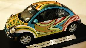 VW New Beattle