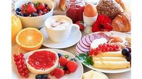 Hochsommer-Frühstück 21. Juli 2019