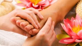 Fußmassage 30 Minuten