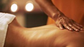 Rückenmassage 30 Minuten