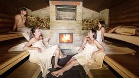 Tageskarte Sauna