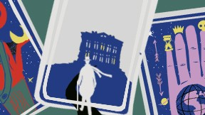Das Schloss, darin sich Schicksale kreuzen - Eine Theaterperformance auf dem Freudenberg. 9 Nov. 2019 um 19 Uhr