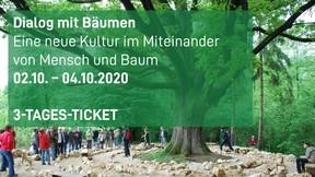 Dialog mit Bäumen