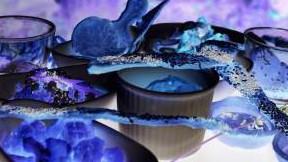 Geschmacksreise NachtMahl in Blau