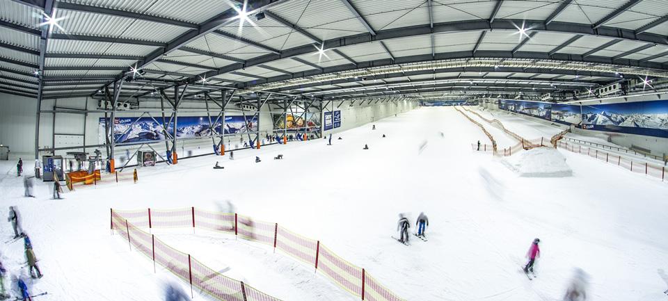Skihallentickets