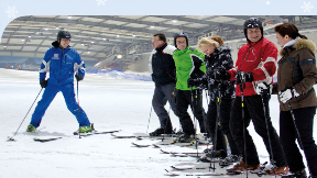 Ski oder Snowboardkurs für Erwachsene