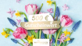 500€ Frühlingsaktion