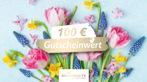 100€ Frühlingsaktion