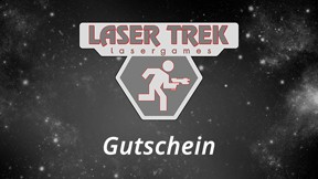 Lasertrek Gutschein für 2 Spiele