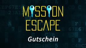 Mission Escape Gutschein für bis 3 Spieler