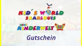 Gutschein für 1 Erwachsener & 2 Kinder
