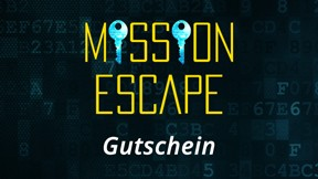 Mission Escape Gutschein für bis 7 Spieler