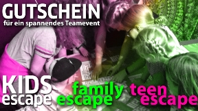Kids Escape / Family Escape / Spielfieber