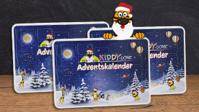 Kiddy Adventskalender