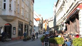 Genuss zu Fuß - Altstadt & Saale-Tour