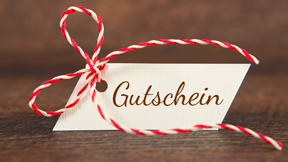 Stiftl Geschenkgutscheine