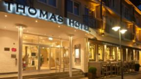 """Hotel-Gutschein: 3 für 2 """"Room M"""""""
