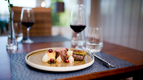 Wine & Dine für 1