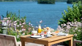 Frühstück am See für 2