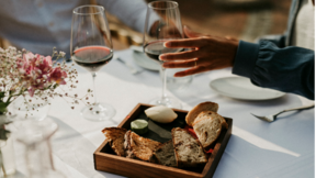 Gourmet Wine & Dine für 1