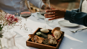 Gourmet Wine & Dine für 2
