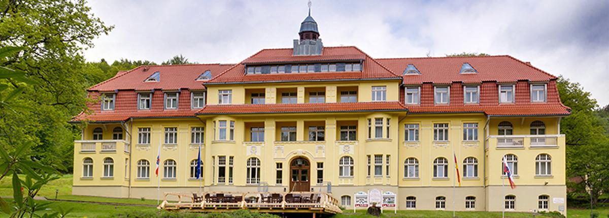 Ferien Hotel Villa Südharz - Nordhausen